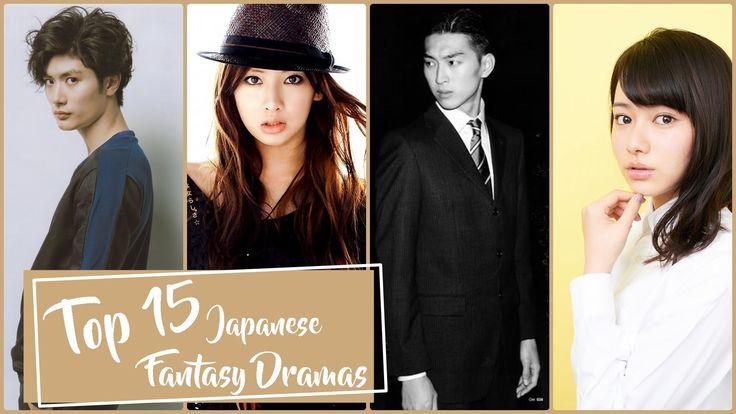 Top 15 Japanese Fantasy Dramas