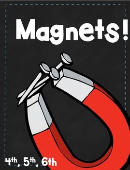 When looking for magnet materials for my 5th graders, I found most either too basic or completely too wordy. So, I complied the must know information, in the most straightforward way I could, into this take home book for my class. (Paid)