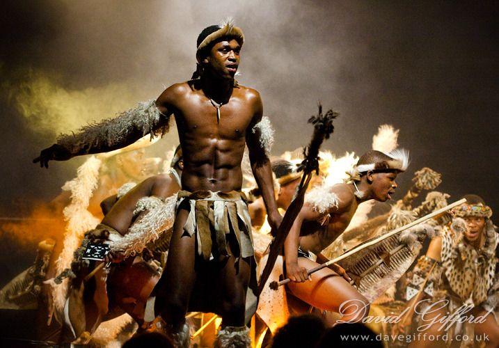 Zulu Women Warriors Nude 5