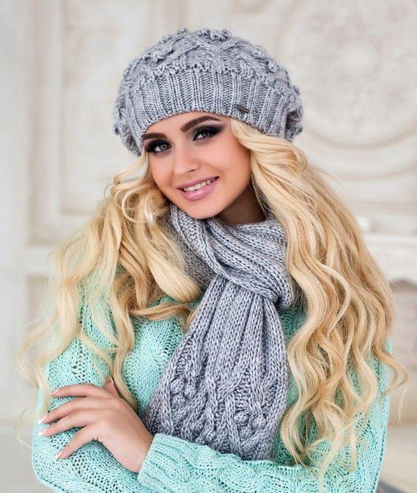 100 модных моделей  Вязание Осень-Зима 2017-2018 года на фото ... f9251e13238f1