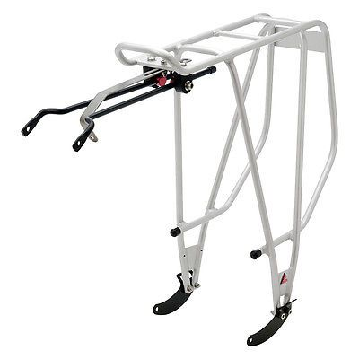 Carrier and Pannier Racks 177836: Axiom Rear Bike Rack Streamliner Disc Silver -> BUY IT NOW ONLY: $41.38 on eBay!