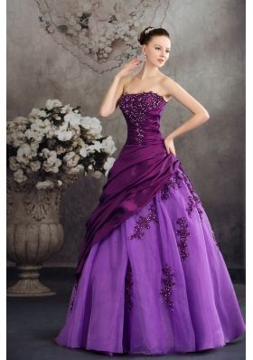 Image result for purple and gold gowns