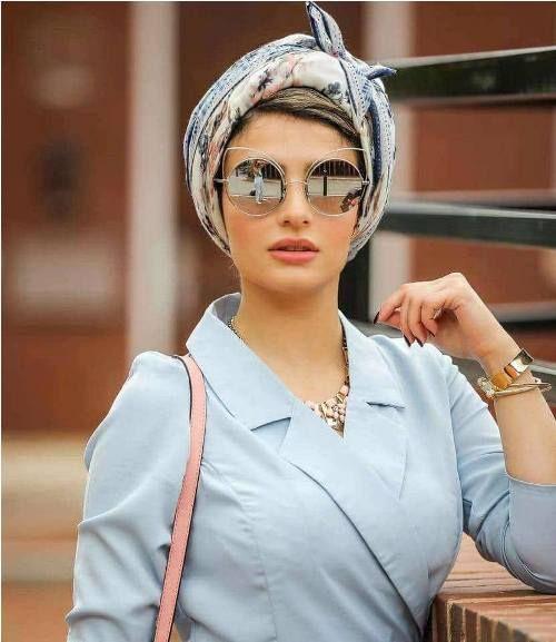 Casual winter hijab looks – Just Trendy Girls