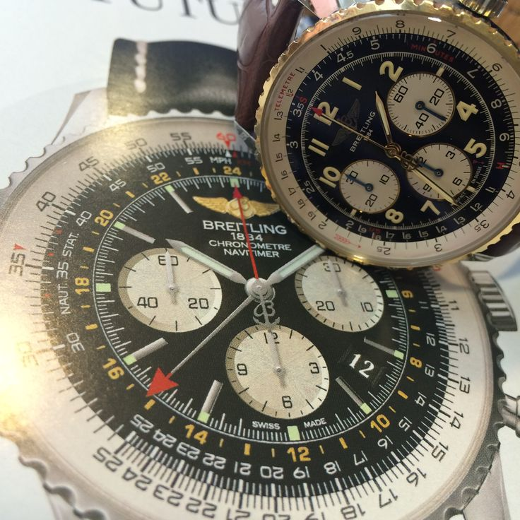A Breitling Navitimer in superb condition & at a great price  DM for details