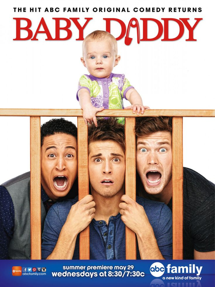 Baby Daddy | ABC Family