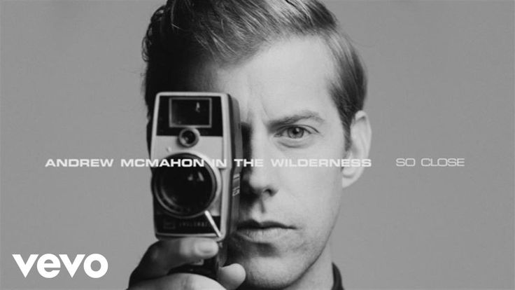 Andrew McMahon in the Wilderness - So Close (Lyric Video)