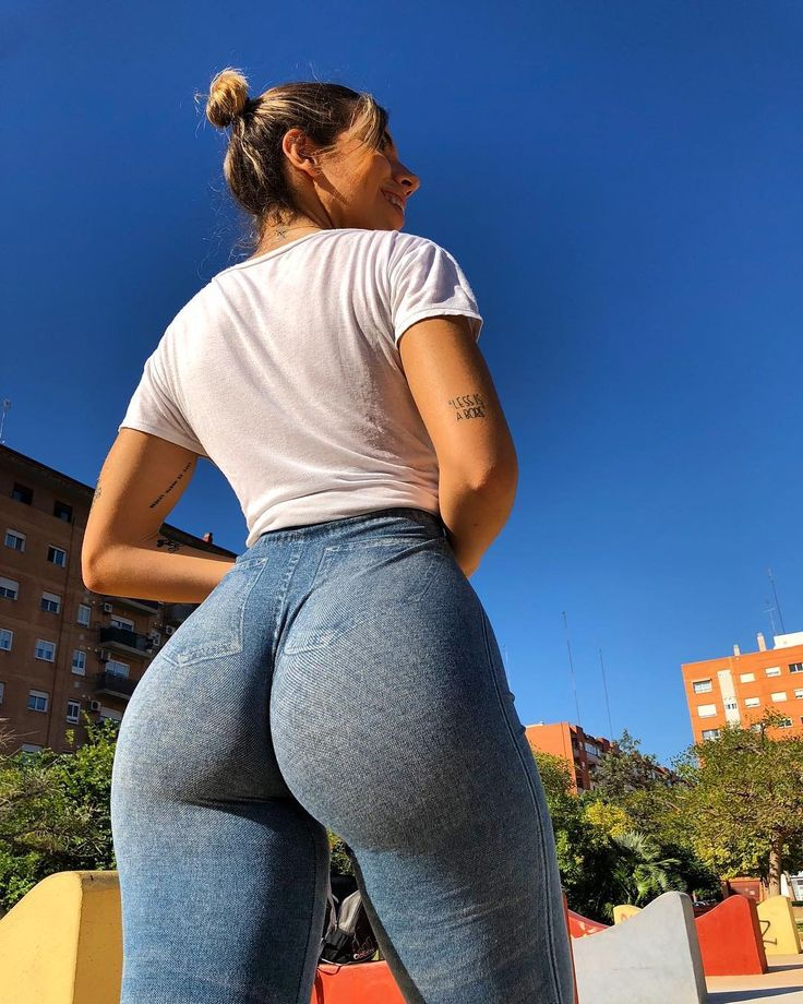 оптягеши джинсы у женщин огромными жопами общем барт