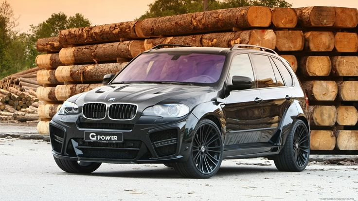 Cars Desktop Wallpapers G Power Typhoon Black Pearl Bmw X5 2010