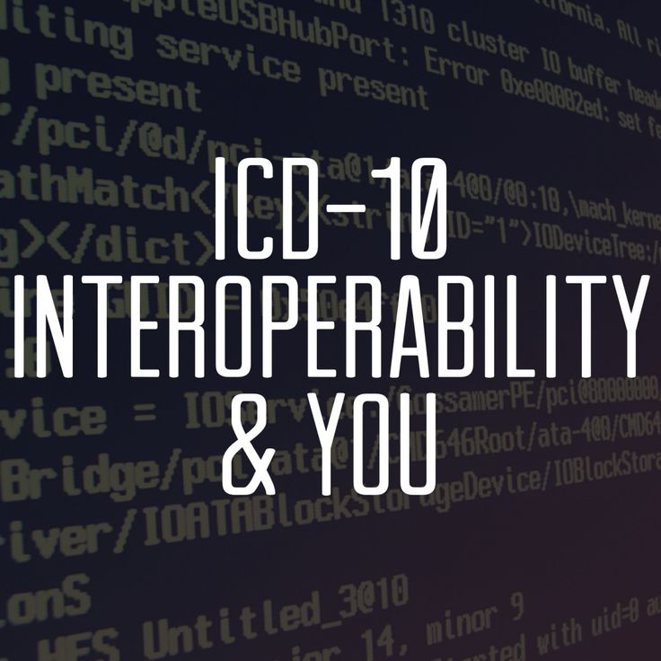 Putting the Best Foot Forward: ICD-10, Interoperability, and You | WebPT