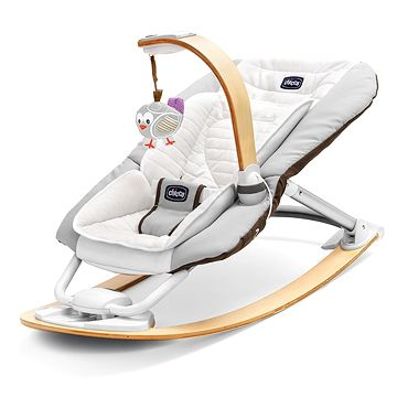 Chicco I-Feel Bouncer / Rocker.  Need this Aurelia likes being bounced more than rocked.  So this would be great for both.