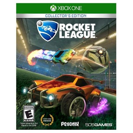 rocket league collector 39 s edition xbox one xbox. Black Bedroom Furniture Sets. Home Design Ideas