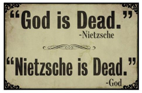 nietzsche death of god essay Disclaimer: this essay has been submitted by a student this is not an example of the work written by our professional essay writers you can view samples of our professional work here any opinions, findings, conclusions or recommendations expressed in this material are those of the authors and do .