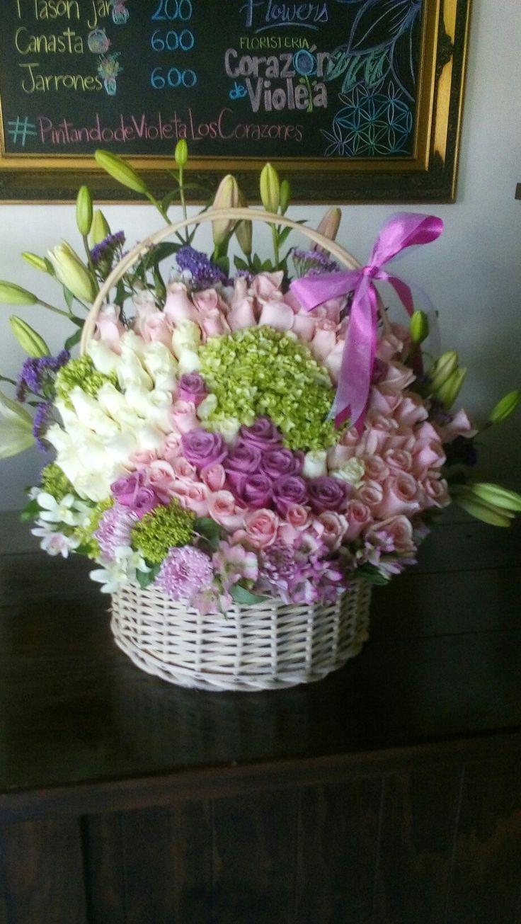 M s de 1000 ideas sobre arreglos de hortensias en - Decoracion con hortensias ...