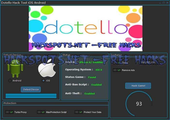 Dotello Hack Cheats Coins iOS Android