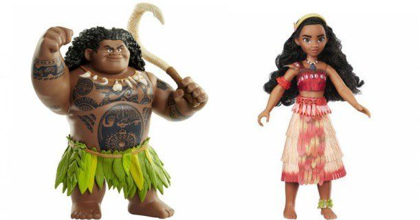 7 HOT DisneyMoana Toy Deals At Walmart!!!