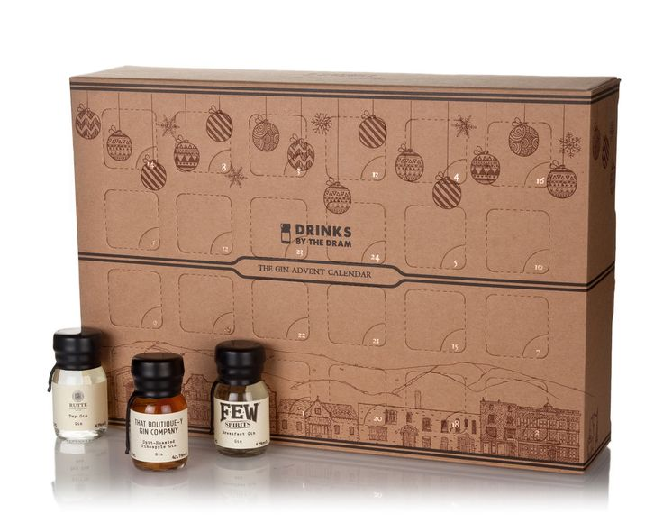 A gin a day during Advent?! This charming box is filled with 24 of the most exciting gins, from both world-renowned names and exceptional craft brands. Discover an array of expressions, including London dry classics and superb fruity gins. Where To Buy * 24 different, handmade 30ml wax
