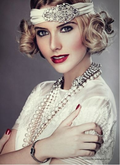 Image result for gatsby necklace