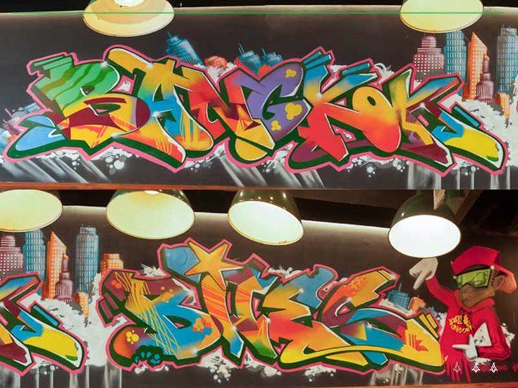 graffiti murals sydney