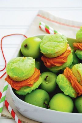 Caramel Apple Whoopie Pies - What?!?!? Where have you been all my life???