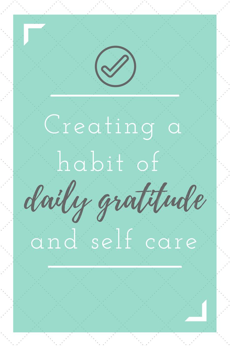 [Your Best Self ] A course to create a habit of daily gratitude and self care to put yourself first and start your path to thriving.