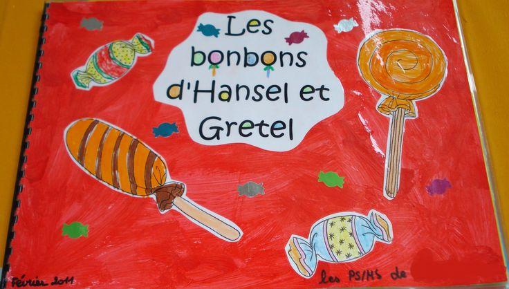 Hansel et Gretel - La maternelle de Teet et Marlou