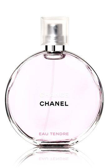 CHANEL CHANCE EAU TENDRE- seductive perfumes, fragrances, fashion, luxury fragrances