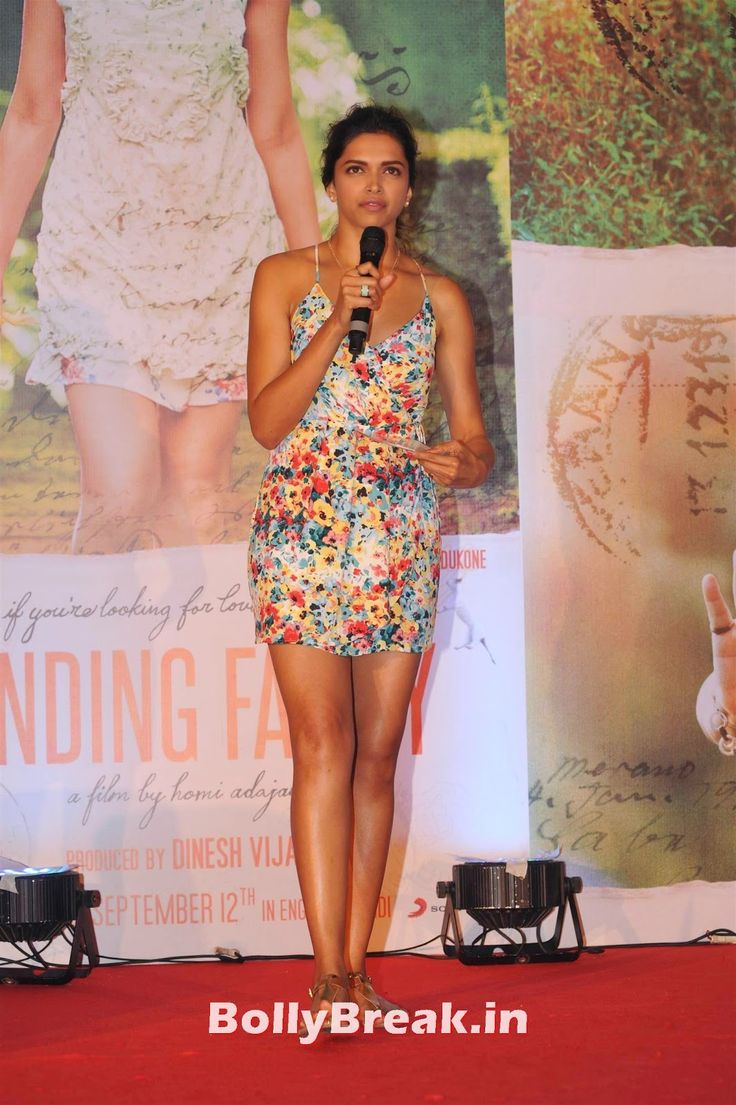 Does Deepika Padukone have Hottest Legs of Bollywood - Finding Fanny Pics - 7 Pics