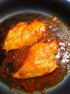 The Cookie Crumbles: Quick & Easy Dinner: Buffalo Chicken Breasts