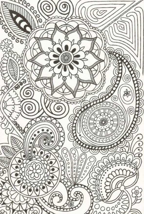 1569 best Adult Coloring Therapy images on Pinterest Coloring - fresh music mandala coloring pages