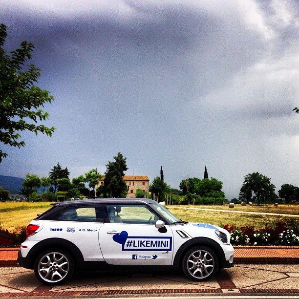 #likemini ad #Assisi, #perugia