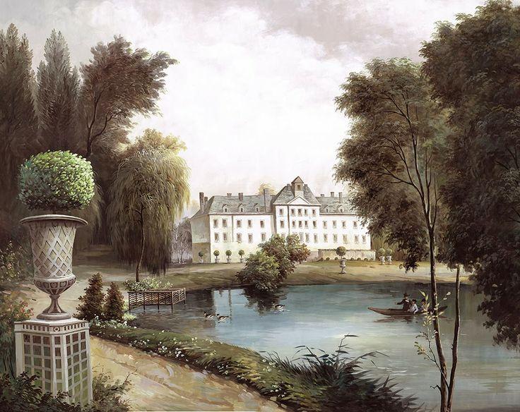 Plus de 1000 id es propos de papier peint panoramique - La maison du papier peint ...