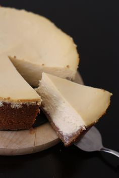 O cheesecake perfeito de NYC