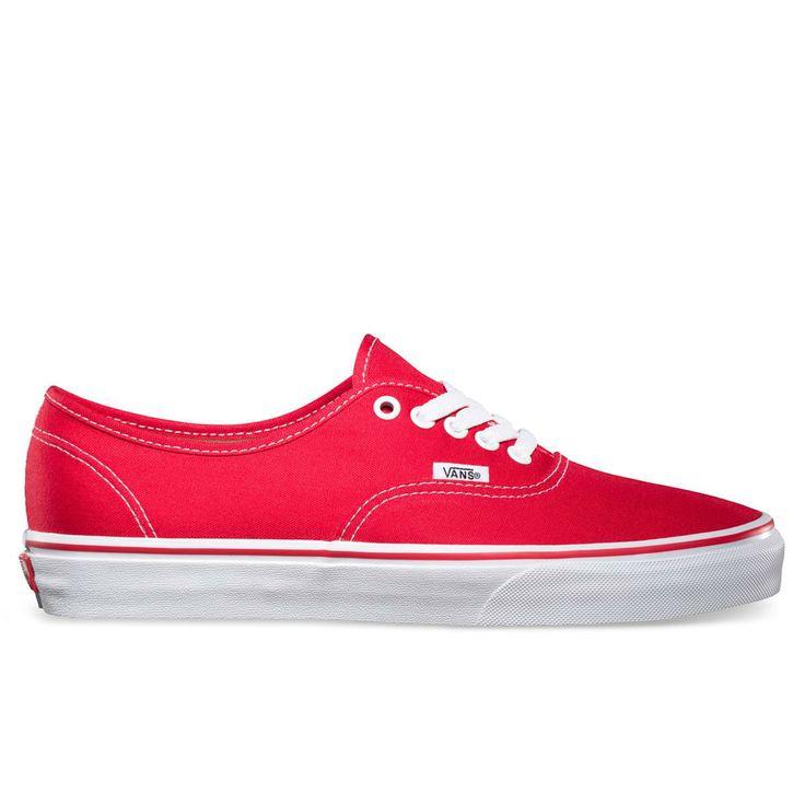 Tênis Vans Authentic Red VN-0EE3