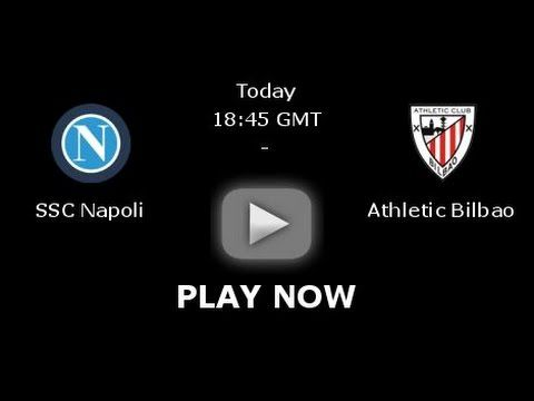 [UCL]. Napoli vs. Athletic Bilbao Live Streaming Online. UEFA Champions ...