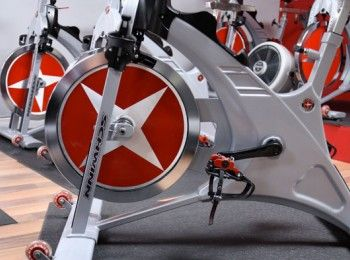 Legacy Indoor Cycling at 1506 Danforth (west of Coxwell) is a casual exercise space that prides itself on high quality equipment and an exceptional level of teachers and personal trainers in a fun, friendly, and inviting setting.