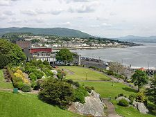Dunoon Scotland lived here from 66 to 68. What a beautiful country
