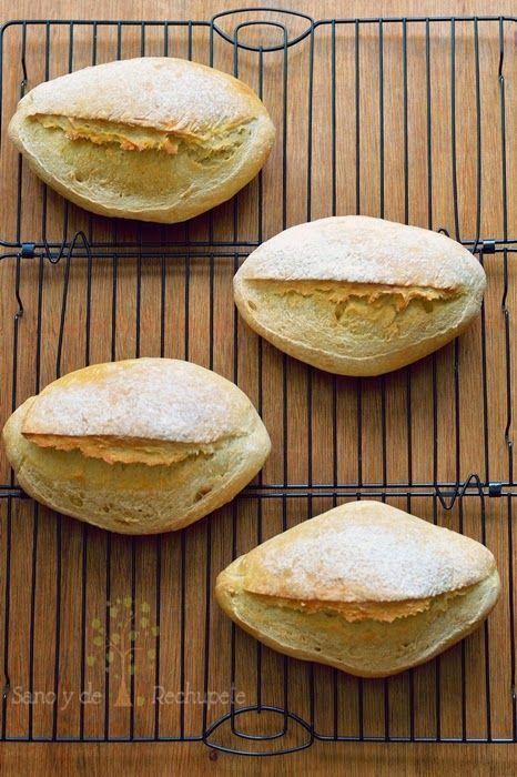 ¡Sano y de rechupete!: Pan blanco (para bocadillo)
