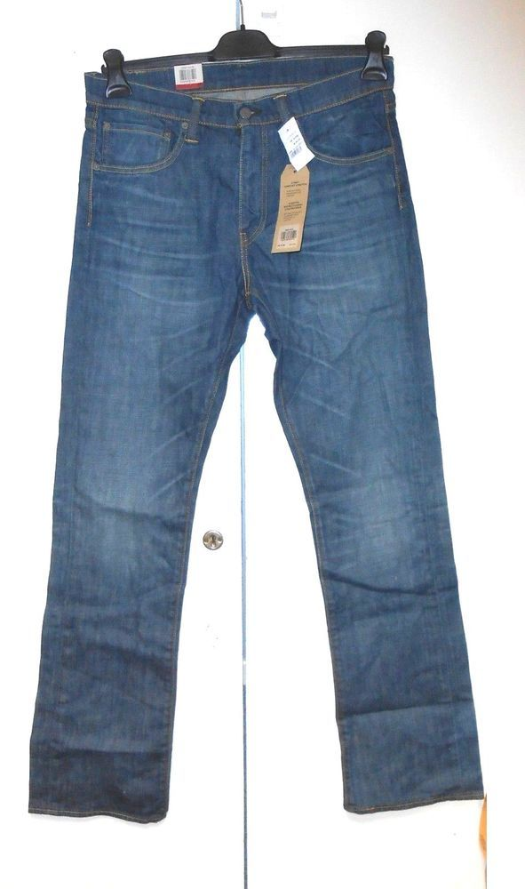 bfcc81218b5 Levi's 527 Explorer Vintage Wash Blue Slim Bootcut Jeans W34 L34 TD171 AA  04 #fashion #clothing #shoes #accessories #mensclothing #jeans (ebay link)