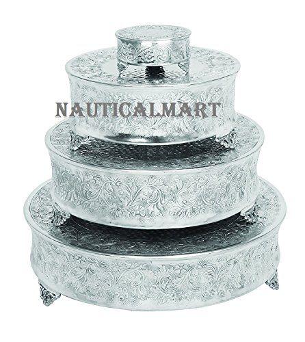Nauticalmart Aluminum Cake Stand for Stylish Host, Set of... https://www.amazon.co.uk/dp/B01IOPFSK4/ref=cm_sw_r_pi_dp_x_dAD6zbJ2A76NV