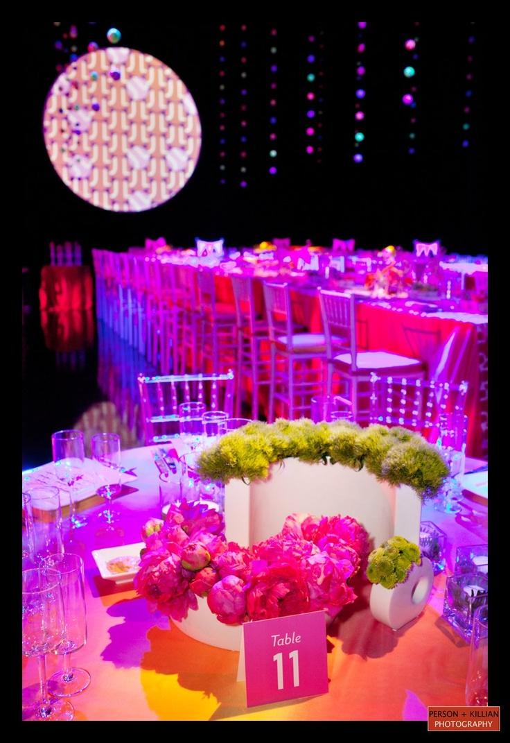Rafanelli Events, Bar Mitzvah Decor