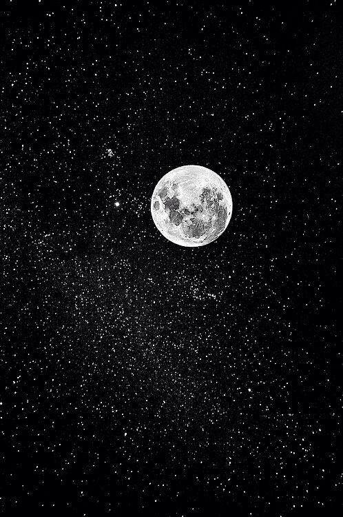 #Moon and stars | Beautiful Places | Pinterest | Beautiful ...