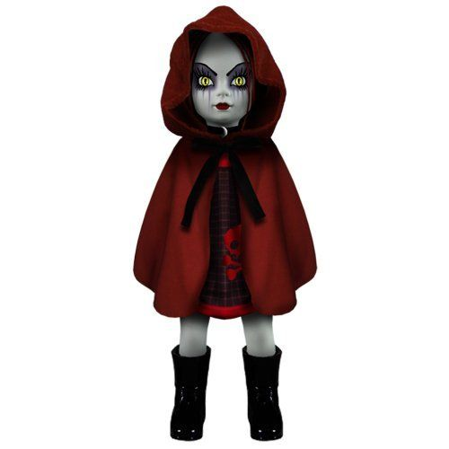 Scary Tales : Red Riding Hood