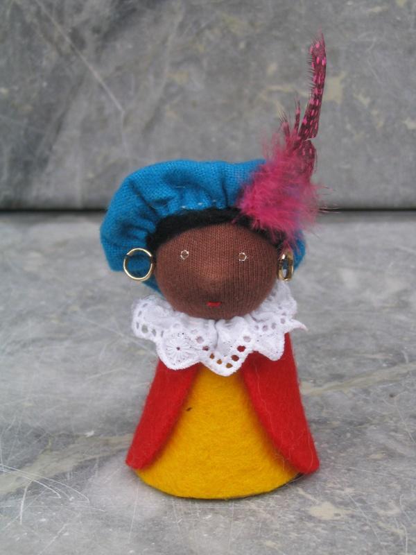 Zwarte Piet creatief!