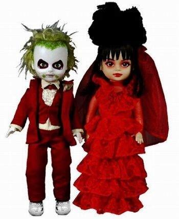 Living Dead Dolls -  I have Beetlejuice, and on the hunt for Lydia!       google.com