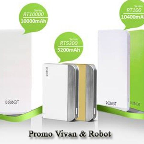 Promo Vivan & Robot