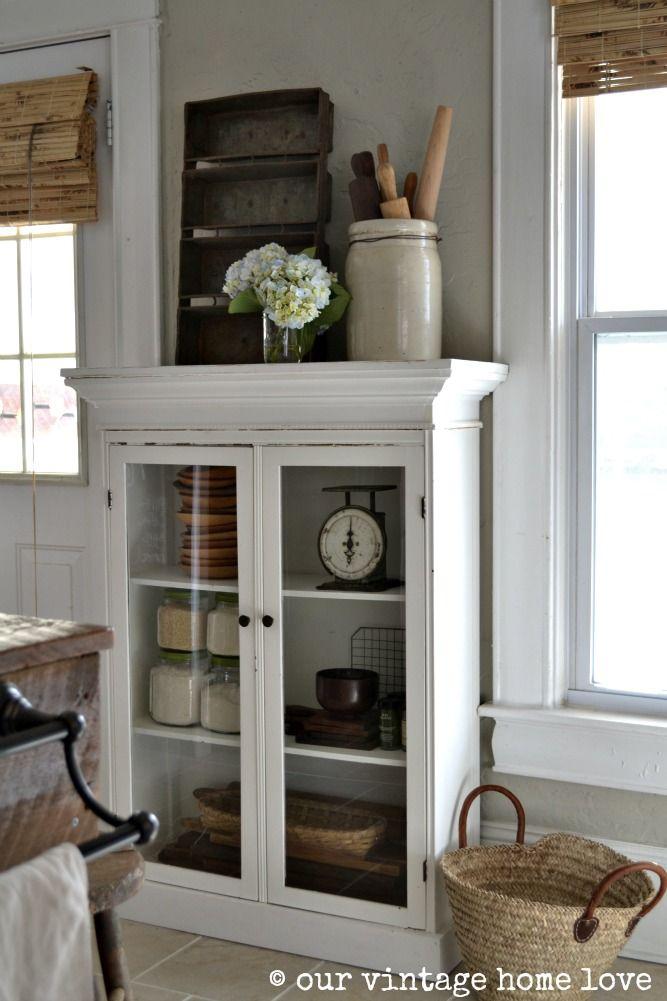 our vintage home love - blog