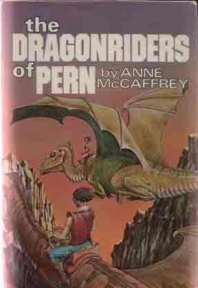 Dragonriders of PERN - absolutely the best dragon books ever; love this