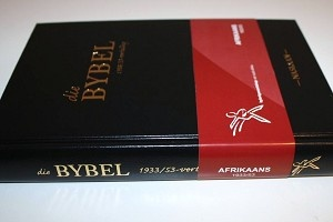 die BYBEL / BIBLE IN AFRIKAANS 1933/53 version