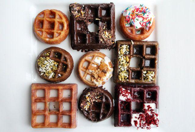 Wonut : Gaufre + Donut