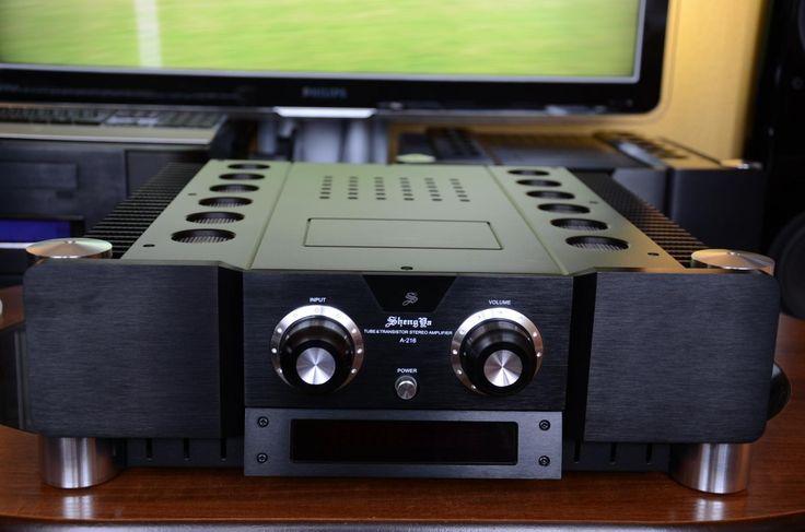 ShengYa A216 (Vincent) Hybryda klasa A/B ! (RTV i AGD Sprzęt audio dla domu…
